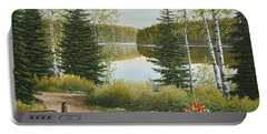 Cottage Lane Portable Battery Charger