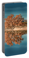Cotton Wood Tree  Portable Battery Charger