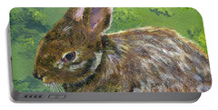 Cottontail Portable Battery Charger