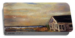 Cotuit Beach Cottage Portable Battery Charger