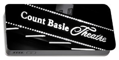Count Basie Theatre In Lights Portable Battery Charger