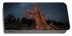 Portable Battery Charger featuring the photograph Countless Starry Nights by Melany Sarafis