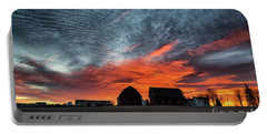 Country Barns Sunrise Portable Battery Charger