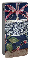 Country Basket Portable Battery Charger