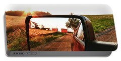 Country Boys Portable Battery Charger by Pat Cook