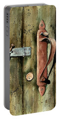 Country Door Lock Portable Battery Charger
