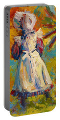 Country Girl Portable Battery Charger