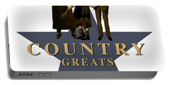Country Greats Portable Battery Charger