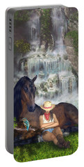 Country Memories 1 Portable Battery Charger