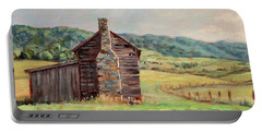 Country Quiet _ Rocky Gap Virginia Portable Battery Charger