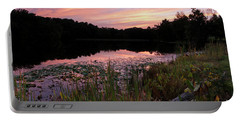 Country Sunset - D010173 Portable Battery Charger