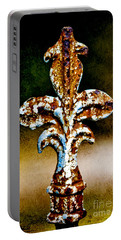 Court Jester Portable Battery Charger by Scott Pellegrin