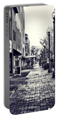 Court Street Clock Florence Alabama Portable Battery Charger