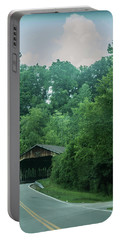 Covered Bridge 1 Portable Battery Charger