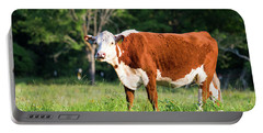 Cow #1 Portable Battery Charger