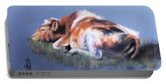 Cow Dreams Portable Battery Charger