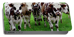 Cow Group Portable Battery Charger