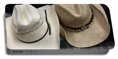 Cowboy Hats Portable Battery Charger