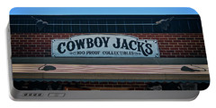 Cowboy Jack's Portable Battery Charger