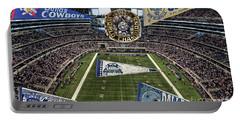 Cowboys Super Bowls Portable Battery Charger