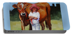 Cowgirl Besties Portable Battery Charger