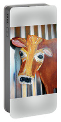 Cows 4 Portable Battery Charger
