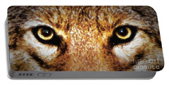 Cyote Eyes Portable Battery Charger