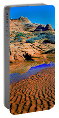 Coyote Buttes Reflection Portable Battery Charger