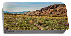 Coyote Canyon Meadow View Portable Battery Charger