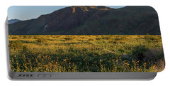 Coyote Mountain And Henderson Canyon Road Portable Battery Charger