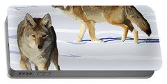 Coyote Pair Portable Battery Charger