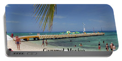 Cozumel Mexico Portable Battery Charger