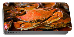 Crab Boil Portable Battery Charger