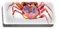 Crab Portable Battery Charger by Suren Nersisyan