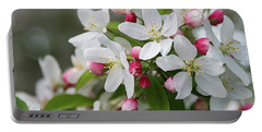 Crabapple Blossoms 12 - Portable Battery Charger