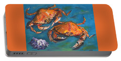 Crabs Portable Battery Charger