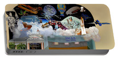 Cradle Of Aviation Museum Imax Theatre Portable Battery Charger
