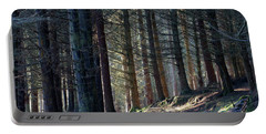 Craig Dunain - Forest In Winter Light Portable Battery Charger