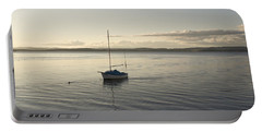 Cramond. Boat. Portable Battery Charger