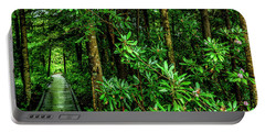 Cranberry Glades Boardwalk Portable Battery Charger