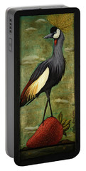 Crane Om A Strawberry Portable Battery Charger