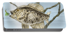 Crappie Time - 2 Portable Battery Charger