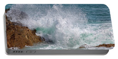 Crashing Waves Portable Battery Charger