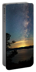 Crater Lake Milky Way Portable Battery Charger