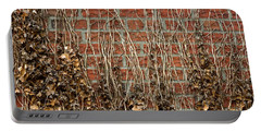 Crawling Ivy Vines Portable Battery Charger