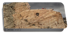 ...entrance Crazy Horse Memorial South Dakota.... Portable Battery Charger