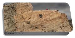 ...entrance Crazy Horse Memorial South Dakota.... Portable Battery Charger