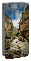 Crazy Woman Canyon Portable Battery Charger