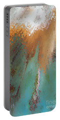 Created According To God. Ephesians 4 24 Portable Battery Charger by Mark Lawrence