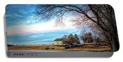Crebilly Farm, West Chester, Pennsylvania Usa Portable Battery Charger